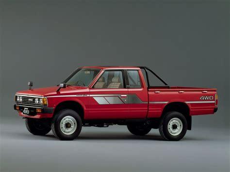Datsun King Cab by 1982 Datsun 4wd King Cab Jp Spec 720 Nissan G