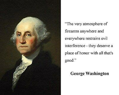 A well regulated militia being necessary to the security of a free thomas jefferson, letter to george washington, 1796. President George Washington Second 2nd Amendment Quote 11 x 14 Photo Picture | eBay