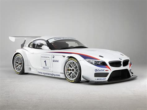 Bmw Z4 Gt3 (2010)  Pictures, Information & Specs