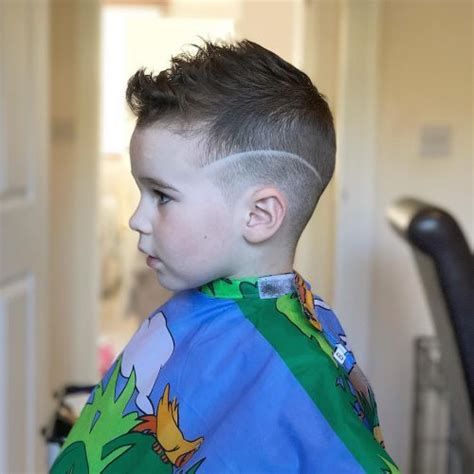Small Hairstyles For Boys by 28 Coolest Boys Haircuts For School In 2019