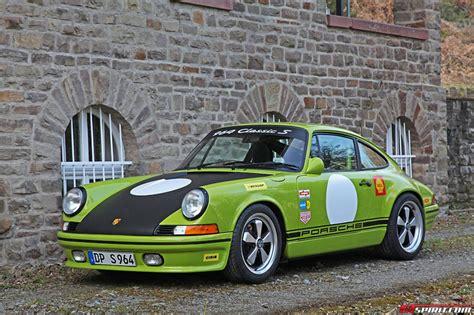 classic porsche official porsche dp 964 classic s by dp motorsports