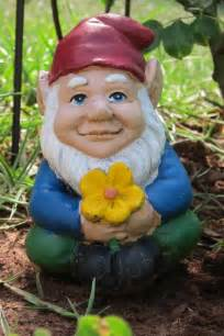 Flower Garden Gnome