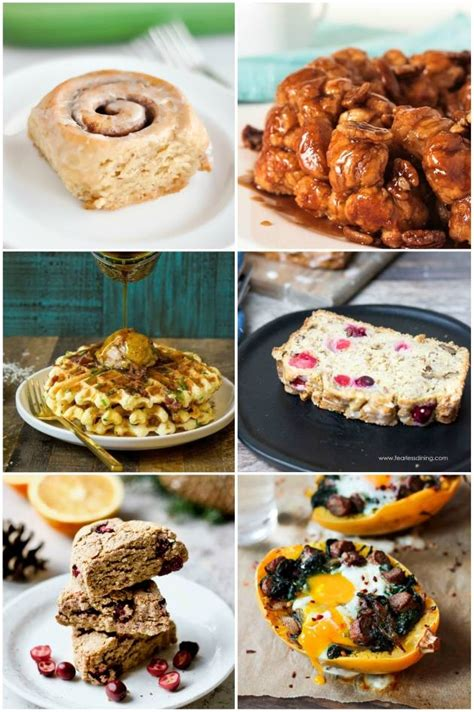 Posted on march 1, 2018 by leslie wu. 20 Delicious Sweet & Savory Gluten-Free Christmas Brunch ...