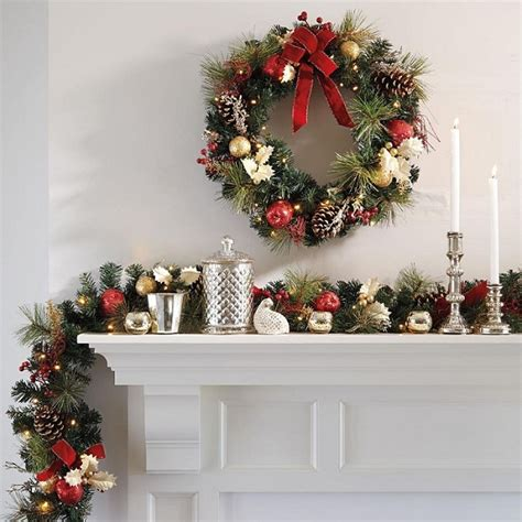 christmas garland decorating ideas mommy today magazine