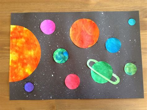 solar system craft preschool craft space craft work 680 | c6f1d505697b972f4ffe286fa6f1a41b