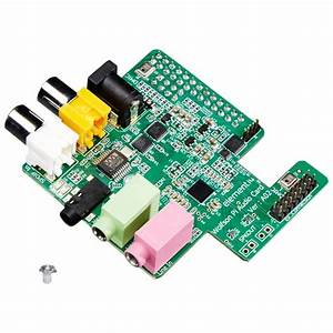 Raspberry Pi Dab : wolfson raspberry pi audio card pi supply ~ Kayakingforconservation.com Haus und Dekorationen