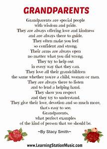 Grandparents poem! A very moving tribute to our ...