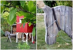 Baumhaus Für Kinder : diy baumhaus aus paletten bauen ein tolles projekt f r den sommer wie wir das h uschen ~ Orissabook.com Haus und Dekorationen