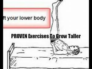 Stretching Exercises to Grow Taller FAST - STRETCHES To ...