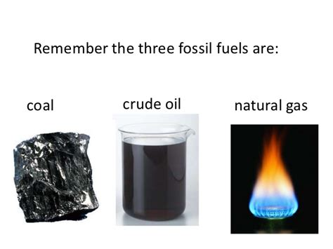 Fossil Fuels (teach