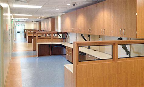 nurses station medical desk  compliant furniture