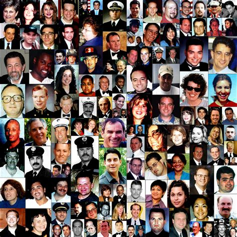9 11 Victims Last Name D Picture Collage Praying For