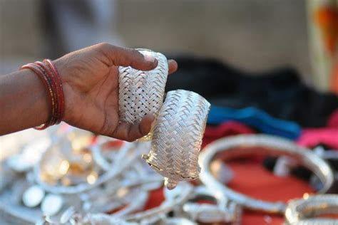 demand  indias silver jewellery exports picks