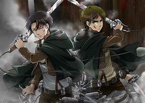 (Levi x Reader x Eren) Monster (Part 6) by TheUprisingSun ...
