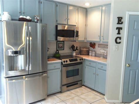 Grey Kitchen Cabinets Valspar Yachtsman  For The Home