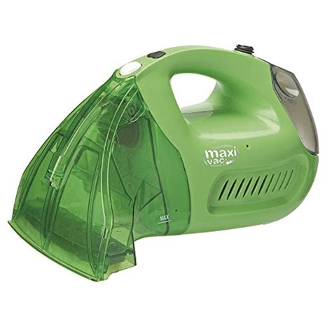 Electric Upholstery Cleaner by Maxi Vac Portable Handheld Cleaner Review