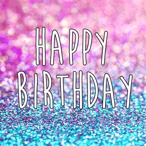 glittery happy birthday ecard  happy birthday ecards
