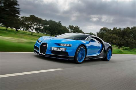 So bugatti absolutley had the tyres for a top speed run for the bugatti chiron from before the get go. 2018 Bugatti Chiron First Drive Review: The Benchmark