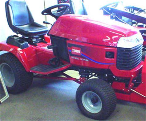 vt toro 520xi garden tractor