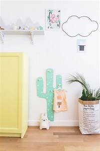 Porte Manteau Chambre : le porte manteau cactus carnets parisiens ~ Farleysfitness.com Idées de Décoration