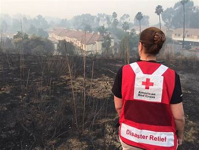 American Wildfire Cross California Disaster Fires Essentials