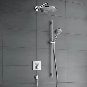 Unterputz Thermostat Dusche : select neue unterputzl sungen f rs bad hansgrohe at ~ Frokenaadalensverden.com Haus und Dekorationen