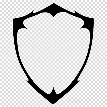 Shield Clipart Emblem Transparent Webstockreview Graphics Scuba