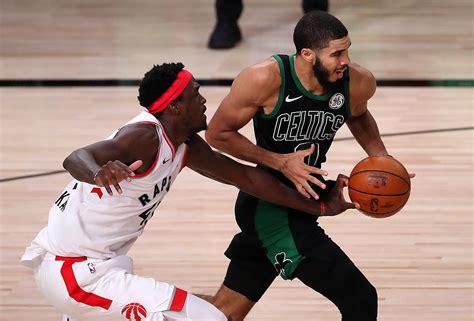 Celtics Oust Raptors in Game 7, Head to East Finals vs. Heat