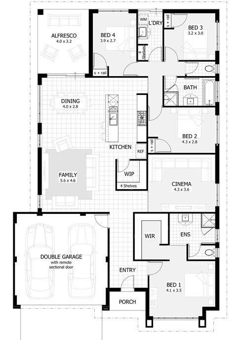 house designs perth  single storey home designs    house plans australia