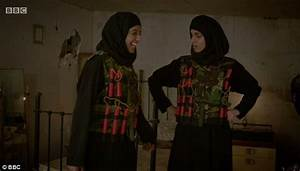 A BBC comedy sketch Real Housewives of ISIS showing a ...
