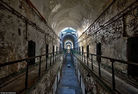 Eastern State Penitentiary Halloween by Iamerica S Most Haunted Building Eastern State