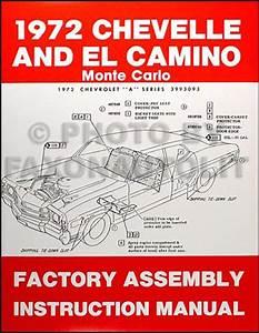 1976 Wiring Diagram Manual Chevelle El Camino Malibu Monte Carlo