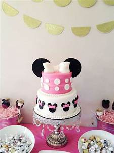 Minnie Mouse Birthday Party Ideas | Photo 1 of 10 | Catch ...