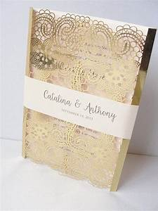 laser cut wedding invitation lace laser cut wedding With how much are laser cut wedding invitations