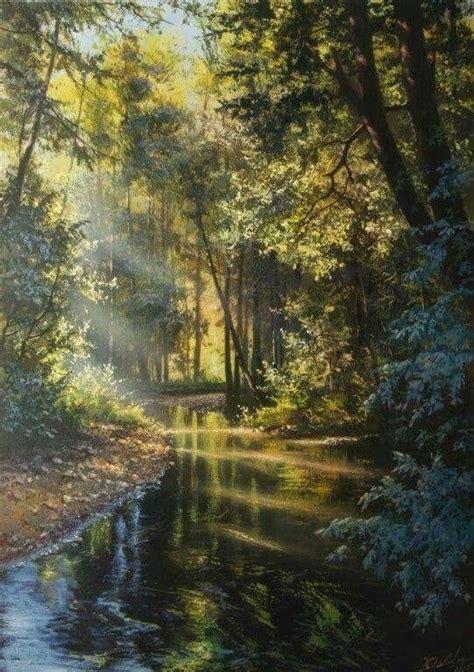 victor yushkevich resimler manzara resimleri goeller