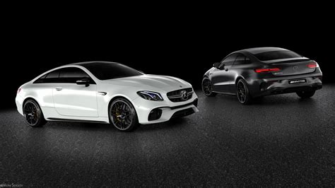 E 63 S by Mercedes Amg E63 S Coupe Renderings Show Why It