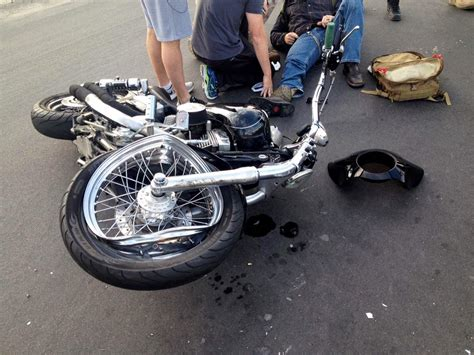 Fast Facts On Motorcycle Accident Lawsuits