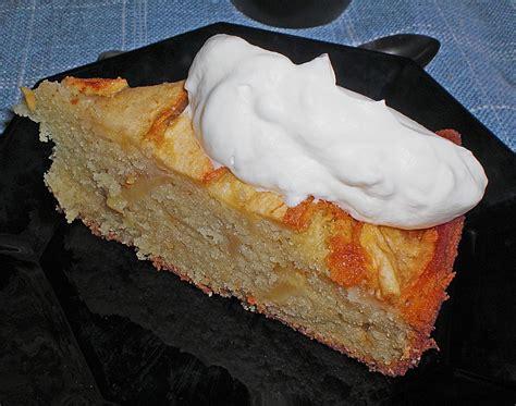 Apfelkuchen Schnell Und Einfach (rezept Mit Bild)