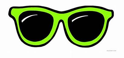 Clipart Sunglasses Transparent Neon Sunglass Glasses Webstockreview