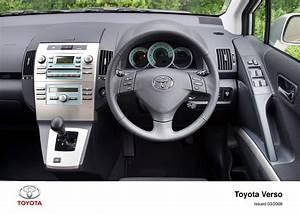 Toyota Verso Dimensions : toyota corolla verso interior dimensions review home decor ~ Medecine-chirurgie-esthetiques.com Avis de Voitures