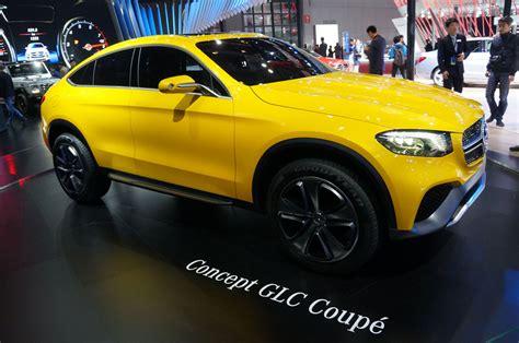 Mercedes Glc Coup 2018 Du Concept La Srie Photo
