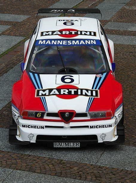 Martini Racing, Alfa Romeo And Martinis On Pinterest
