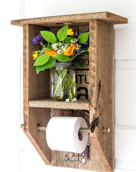Country Outhouse Bathroom Decorating Ideas • Outhouse