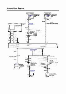 Honda Immobilizer Schematic
