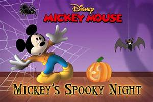 Mickey39s spooky night puzzle book for ipad a short for Mickeys spooky night puzzle book a short adventure for ghouls and boys