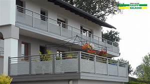 Balkongeländer Pulverbeschichtet Anthrazit : balkongel nder alu ab 230 kaupp balkone ~ Michelbontemps.com Haus und Dekorationen