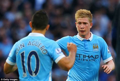 Kevin De Bruyne is known in Belgium as 'The Ginger Pele ...