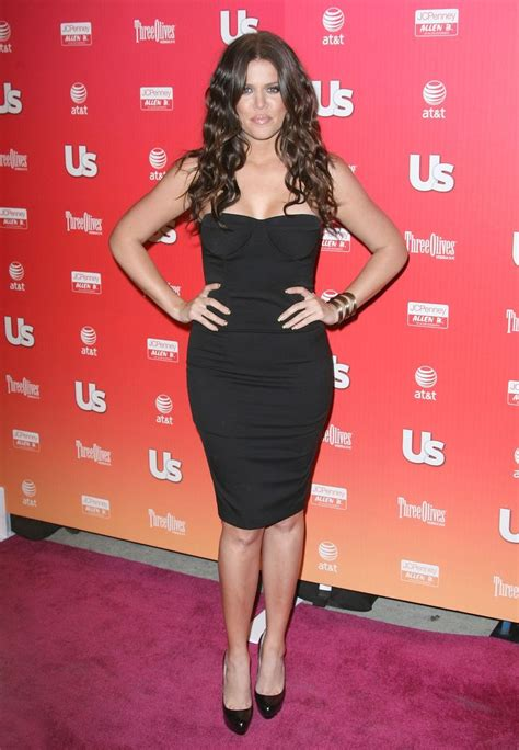 Khloe Kardashian: People love to call me the fat one ...