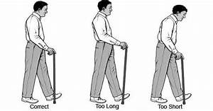 VIDEOThe Right Way to Use a Cane, TV Shows are Wrong
