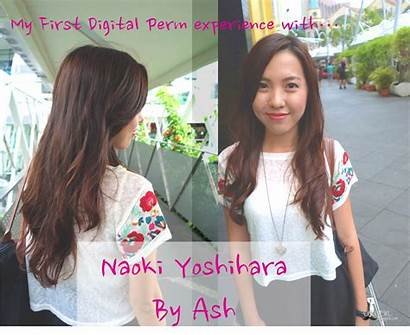 Perm Digital Naoki Yoshihara Ash Heart